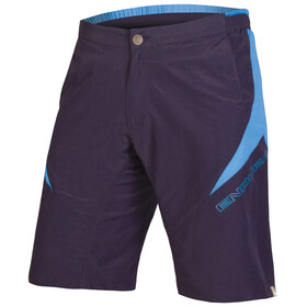 Endura Cairn 200 Series Cycling Shorts Men blue
